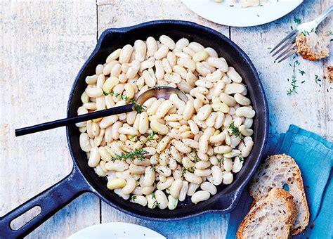 cuisiner des haricots blancs secs mogettes surgelé gamme sélection du mois sur thiriet