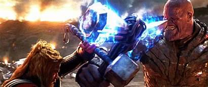 Thanos Gifs Thor Vs Endgame Bring Marvel