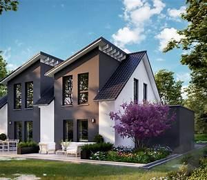 Günstige Häuser Bauen : das einfamilienhaus lifestyle 3 von massa haus gibt es als ausbauhaus ab finde eine ~ Buech-reservation.com Haus und Dekorationen