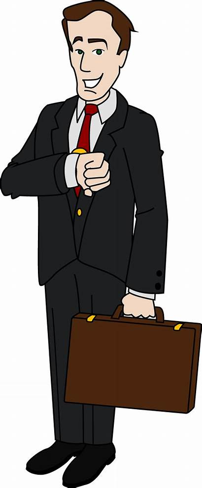 Clipart Businessman Cliparts Business Clip Library Data