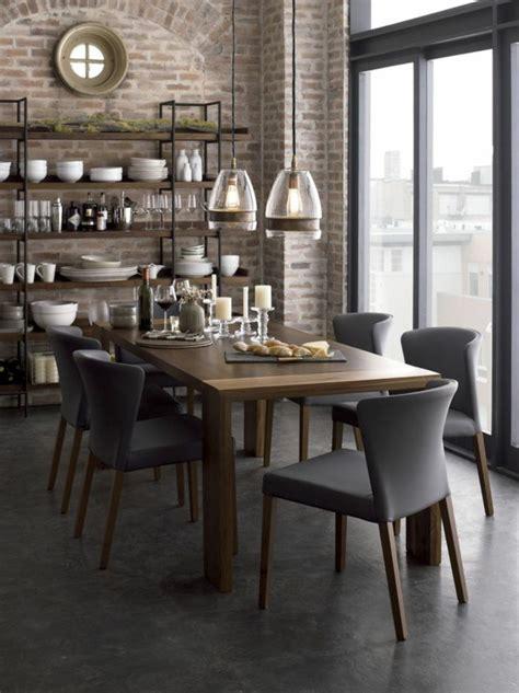 les chaises de salle  manger  idees