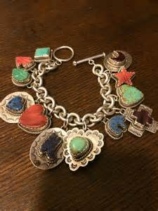 Joan Slifka Charm Bracelet