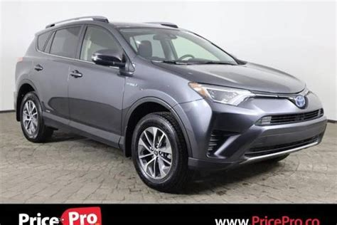 Vehicle great deals good deals prices from listings; Used 2018 Toyota RAV4 Hybrid for Sale Near Me | Edmunds
