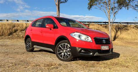 2014 Suzuki Car by 2014 Suzuki S Cross Review Caradvice