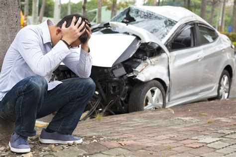 post traumatic stress   traffic accident