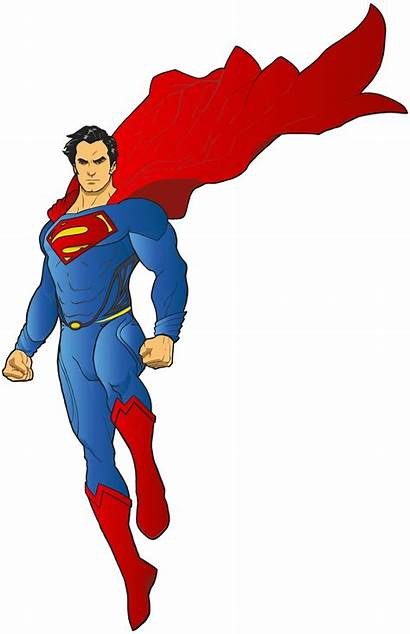 Hero Transparent Clipart Clip Superhero Superman Batman