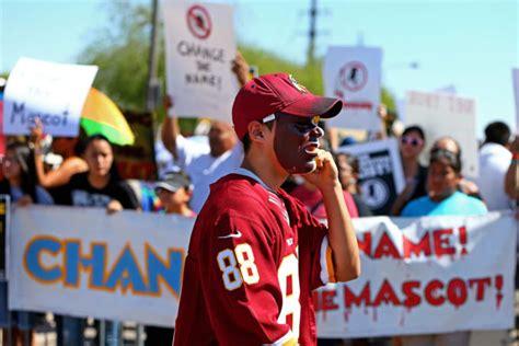 redskins washington poll native sports complex activist nonsense explains why rebilas mark via usa today