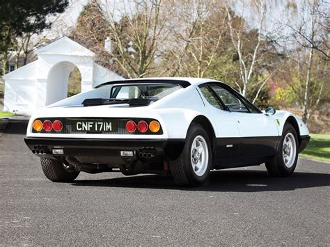 The ferrari berlinetta boxer (bb) is a sports car that was produced by ferrari in italy between 1973 and 1984. RM Sotheby's - 1974 Ferrari 365 GT4 BB | Monaco 2018
