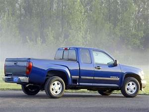 2007 Chevrolet Colorado Extended Cab Specifications