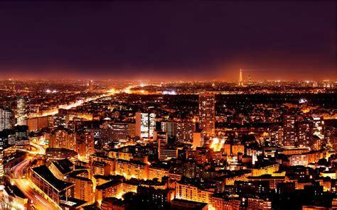 Paris: Paris at Night Wallpaper