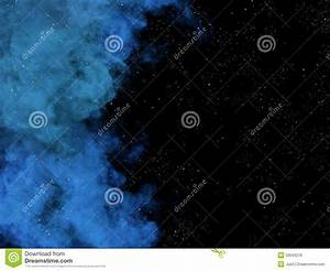 Blue Space Nebula Stock Photography | CartoonDealer.com ...