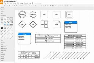 Database Schema Drawing Tool