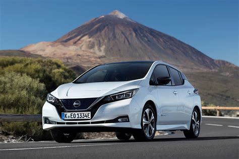 Nissan Leaf 2018 First Drive Review