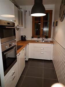 Ikea Pose Cuisine : pose cuisine ikea style scandinave fastdeco concept ~ Melissatoandfro.com Idées de Décoration