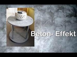 Beton Effekt Paste : diy upcyling tisch mit beton effekt paste von viva decor youtube ~ Eleganceandgraceweddings.com Haus und Dekorationen