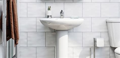 How To Measure Bathroom Sink by How To Measure For A Bathroom Basin Or Sink Victoriaplum
