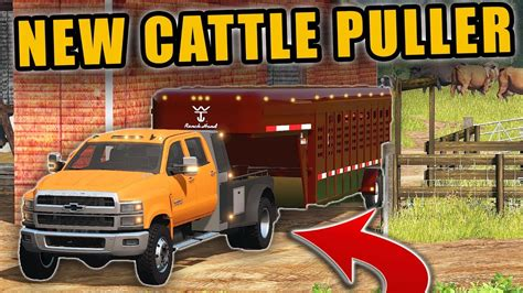 Our New Cattle Puller- 2019 Chevy 4500 W/ Flatbed