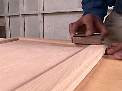 how to fill in lines in cabinet doors how to reface and refinish kitchen cabinets how tos diy