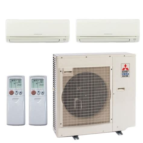 Mitsubishi Msz Ge09na by Through The Wall Air Conditioners Mxz 3b30na 1 Msz