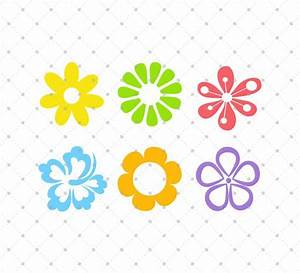 Sublimation Designs Free Svg Cut Files For Cricut And Silhouette Summer Flowers