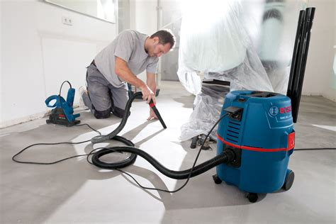 l cleaning bosch gas 15 l vacuum cleaner dust extractor 240v