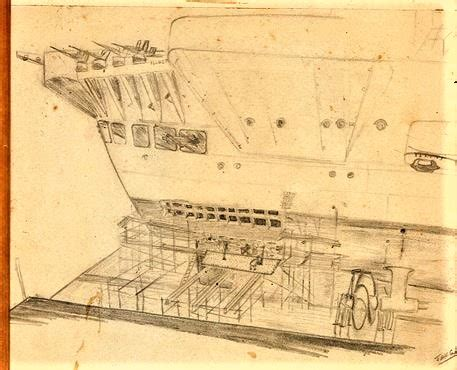 Get fit to be illuminated. Michael Heath-Caldwell M.Arch - 1948 Journal for the Use of Midshipmen.Mr J.A. Heath-CaldwellHMS ...