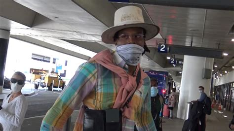 Cam Newton Touches Down In L.A. in Fresh Outfit After ...