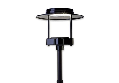 outdoor l post light fixtures