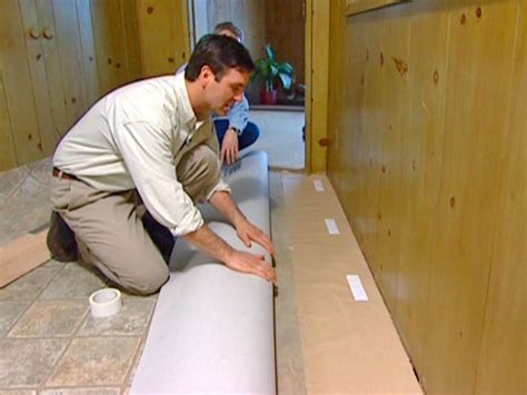How To Install Vinyl Flooring  Howtos  Diy