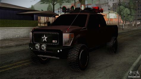 Ford F-250 For Gta San Andreas