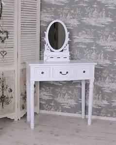 Schminktisch Shabby Chic : schminktisch spiegel shabby chic frisiertisch weiss schminkkommode ebay ~ Sanjose-hotels-ca.com Haus und Dekorationen