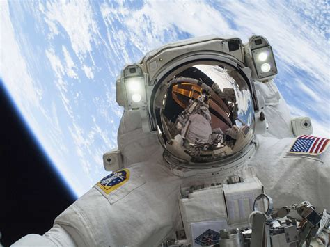 These Are The Last Things That An Astronaut Does Before