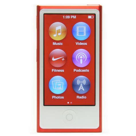 ipod nano 1 generation ipod nano 7th 16gb purple pink silver black green blue 1 year warranty ebay