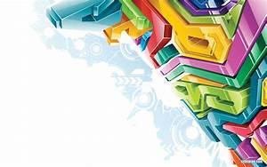 Wallpaper, Colorful, Illustration, Digital, Art, Abstract