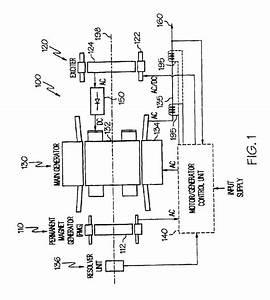 Starter Generator Wiring Diagram