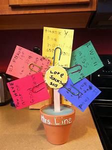 For my son's preschool teacher! End of year gift ...