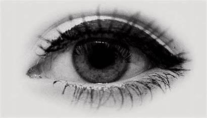 Eyes Eye Makeup Blink Eyeliner Gifs Animated