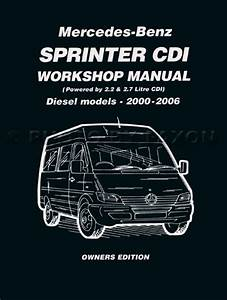 2003 Dodge Sprinter Van Cd