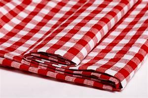 tissu vichy en coton vendu au metre nombreux coloris With tissu carreaux rouge et blanc