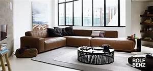 Licht Design Nagold : rolf benz begeistert mit ma geschneidertem sitzkomfort luxuri se sofas und sessel hier in ~ Markanthonyermac.com Haus und Dekorationen