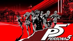 Test Persona 5 Ingame