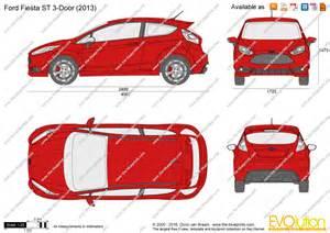 Ford Fiesta St 3