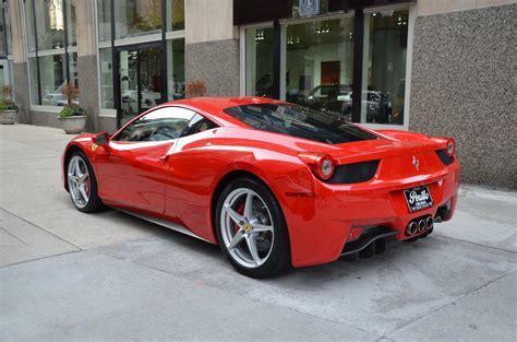 Used 458 Italia by 2010 458 Italia Stock L319aa For Sale Near