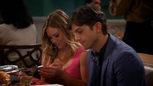 "Hilary Duff - ""Two and a Half Men"" S10E23 appearance caps ..."