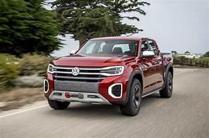 First Drive Volkswagen Atlas Tanoak Pick Up Concept Autocar