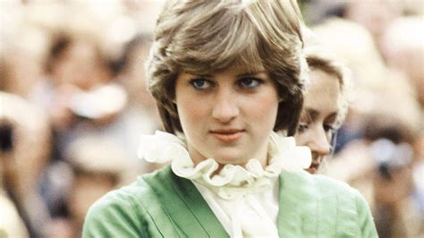 princess diana remembering princess diana when she was still just di