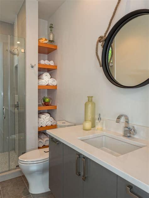 bathroom shelves houzz
