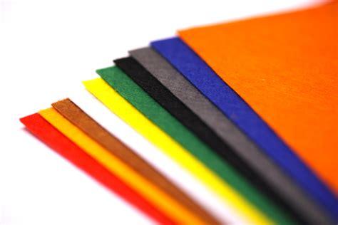 felt paper a4 felt sheets velvet paper craft card making children shape cutting multi packs ebay