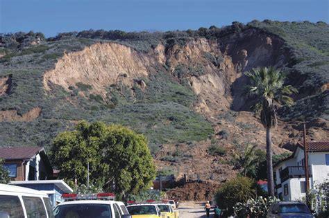 usgs    landslide hazards  la conchita