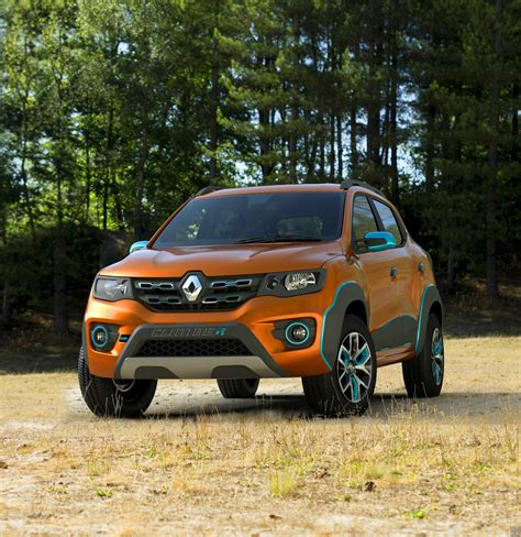 renault kwid renault kwid racer and renault kwid climber premiered at